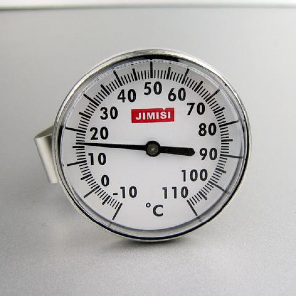 COFFEE THERMOMETER FOR LATTE PITCHER