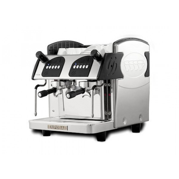 Compact Markus Expobar 2 group espresso machine